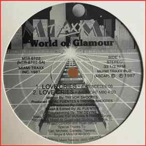 World Of Glamour - Love Cries