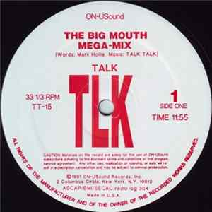 Talk Tlk / Duran Drn - The Big Mouth Mega-mix / The Knock-out Mix